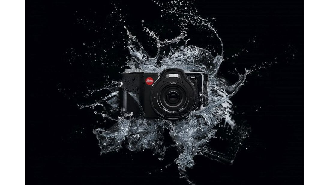 OD 2017 Leica X-U Splash Wasser Aufmacher Teaser