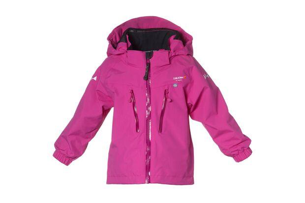OD 2017 Messe OutDoor Kinderprodukte Isbjörn Storm Hard Shell Jacket