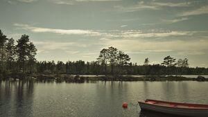 OD 2017 Schweden See Paddeln Kanu Kajak Wasser