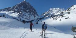 OD 2017 Skitouren pixabay Lechtal Alpen Ski Wintertour