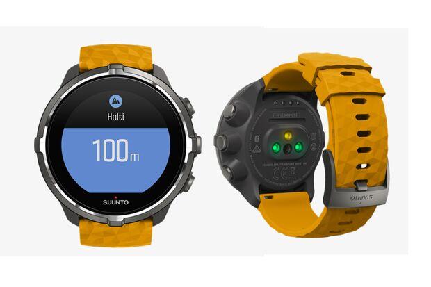 OD 2017 Suunto Spartan Sport Wrist HR Baro Multifunktionsuhr GPS Uhr Sport Ausrüstung 2