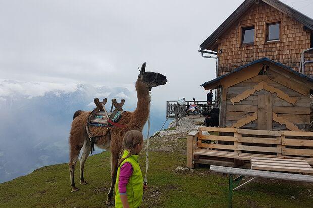 OD 2017 Werfener Hütte Tennengebirge Salzburg