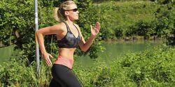 OD 2017 colourbox Outdoorsport Laufen Dehnen Joggen Trailrunning Frauen