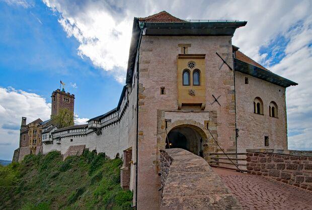 OD 2017 pixabay Wartburg Lutherweg Eisenach