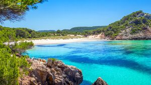OD 2018 Menorca Balearen Spanien Europa Insel Mittelmeer
