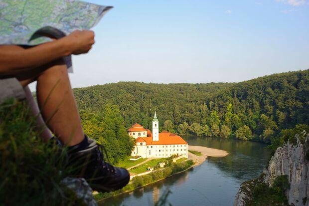 OD 2018 Mythos Bayern Sonderheft Altmühltal Wandern Weltenburger Enge