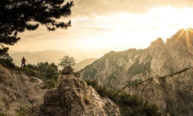 OD 2018 Österreich Nationalpark Gesäuse Wandern Bergtour Berge Luchs Trail Stefan Leitner