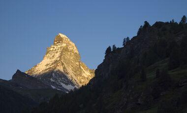 OD 2018 Schweiz Wallis Matterhorn Berge Bergtour