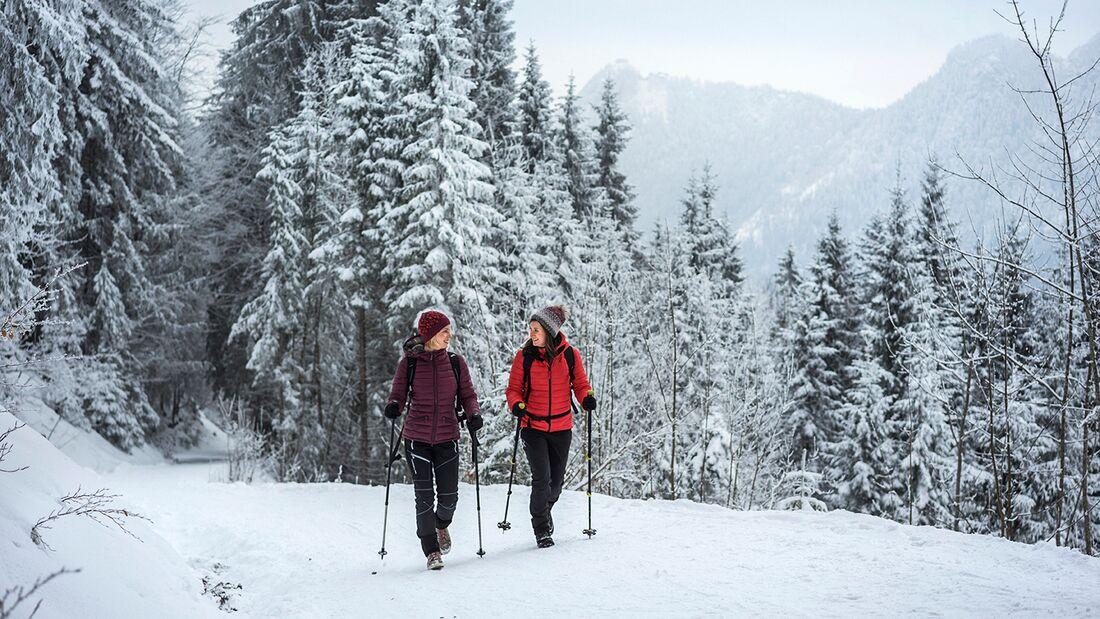 OD 2018 Tirol Weitwanderweg Seefeld Österreich