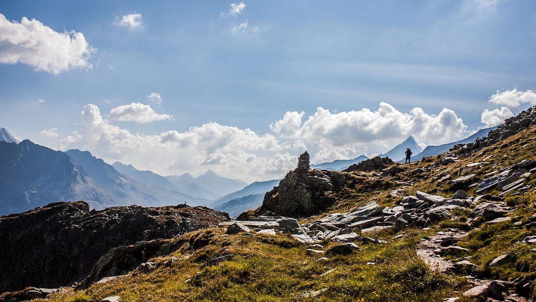 OD 2018 Topgebiete Alpen Zillertal Österreich