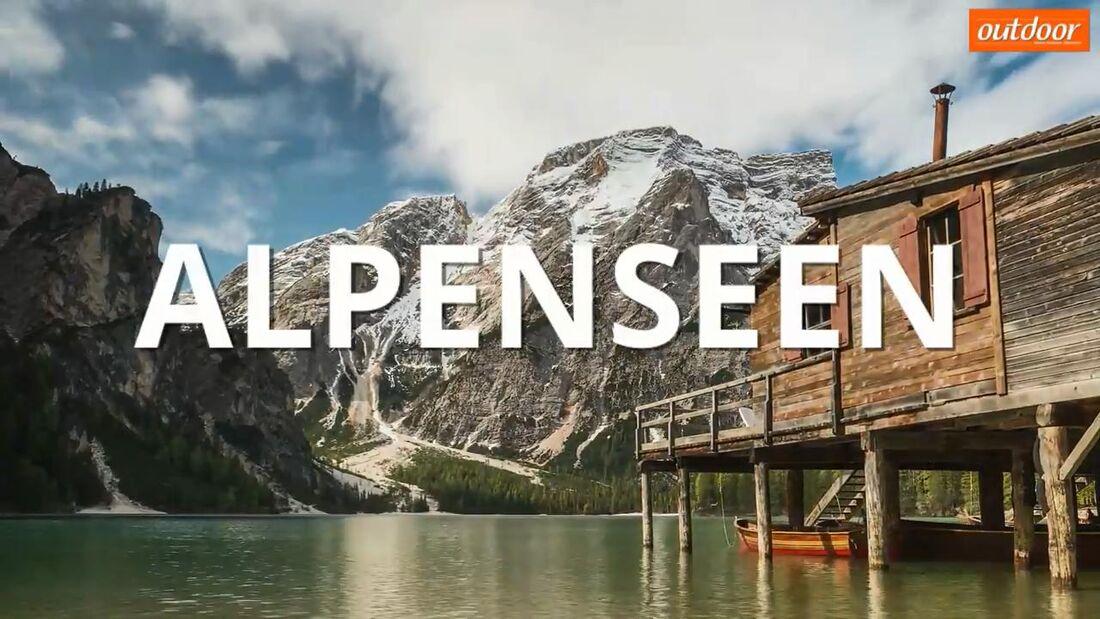 OD 2018 Video Die 10 Schönsten Alpenseen