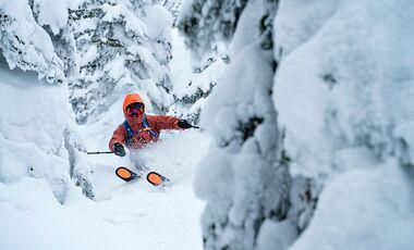 OD 2018 Warren Miller Tribut Tour Ski