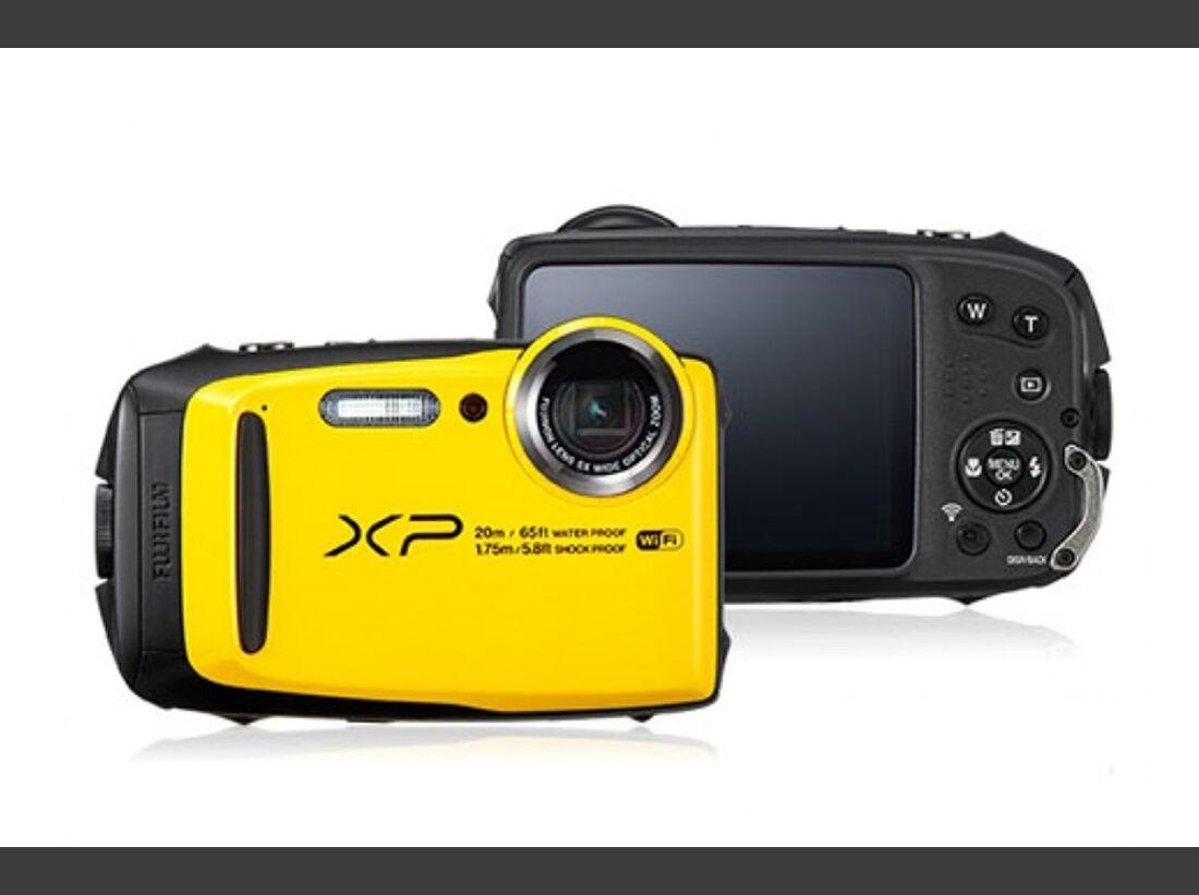 OD-2019-Kameras-Panasonic Fujifilm Digital Kamera FinePix XP120
