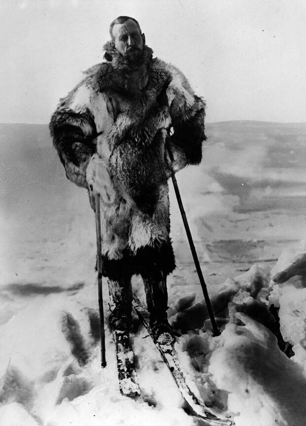 OD Abenteurer gestern und heute Amundsen