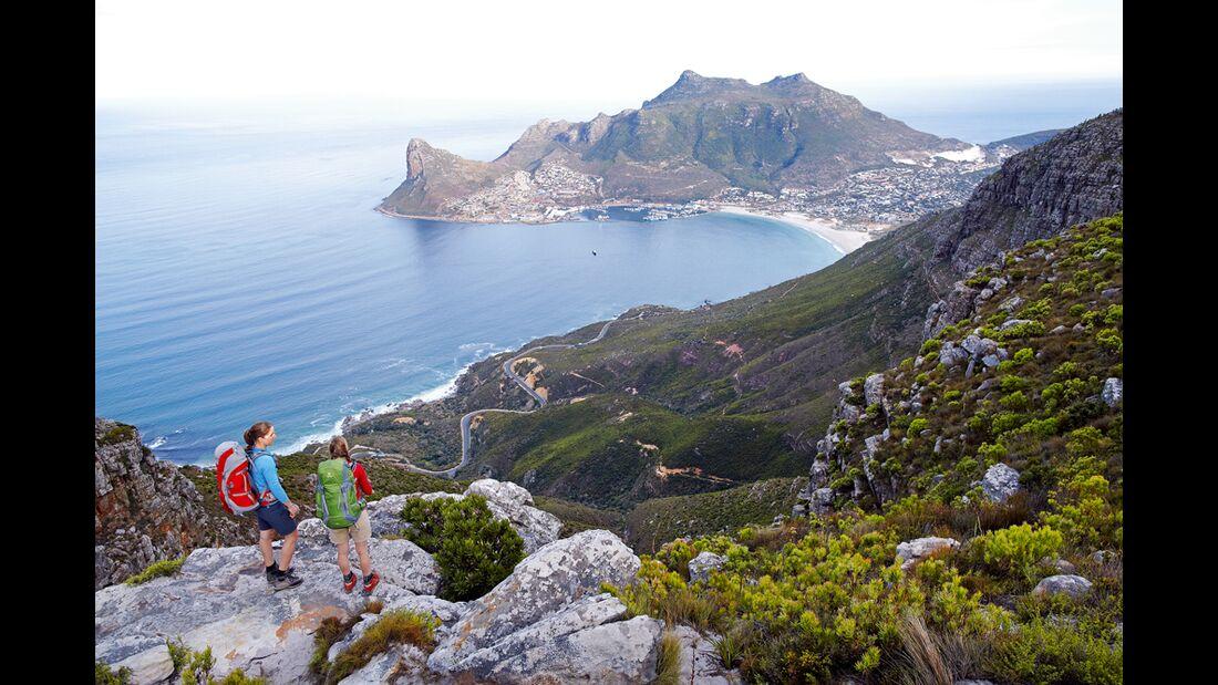 OD Afrika Südafrika Kapstadt Tafelberg