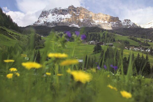 OD Alta Badia Gadertal Südtirol Dolomiten