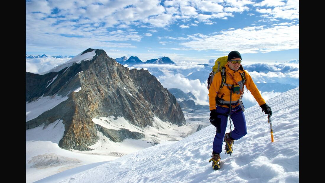 OD Ambitionierte Ziele richtig anpacken Wallis Hochtour Schweiz