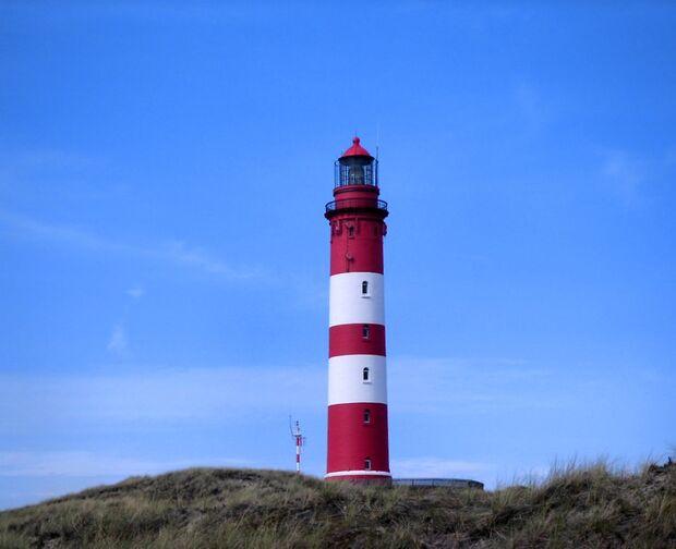 OD Amrum Leuchtturm Nordsee Insel Meer pixelio