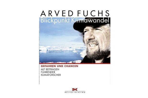 OD Arved Fuchs Buch Blickpunkt Klimawandel
