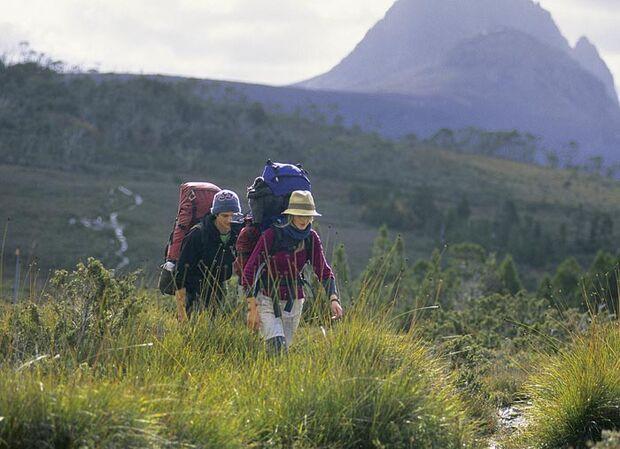OD Ausrüstung Bild Trekking-Bild