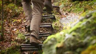 OD Bayerischer Wald Goldsteig Wandern Video-Teaser