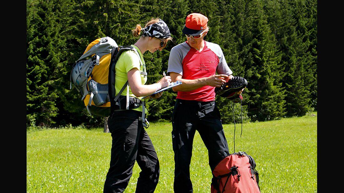 OD Bergstiefeltest Klettersteig 2011 Editors Choice 2012 Aufmacher
