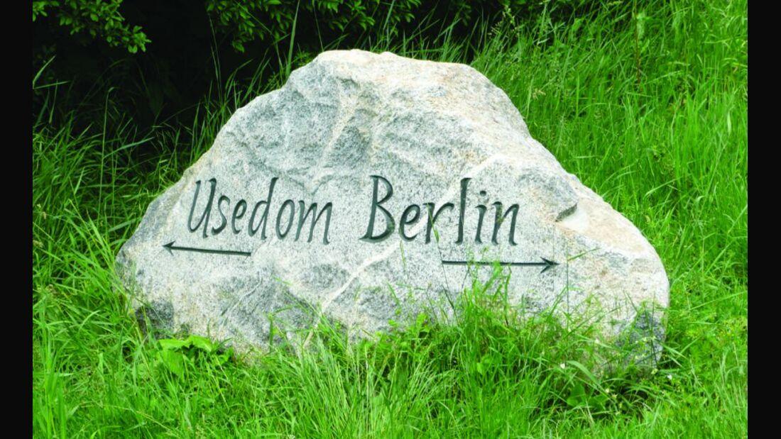 OD Berlin Usedom Radweg