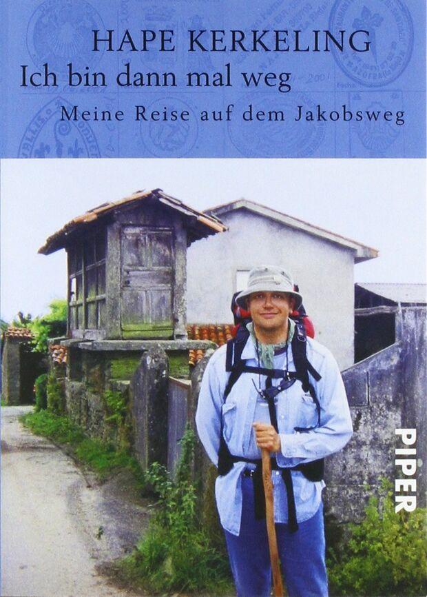 OD Buch Ich bin dann mal weg: Meine Reise auf dem Jakobsweg