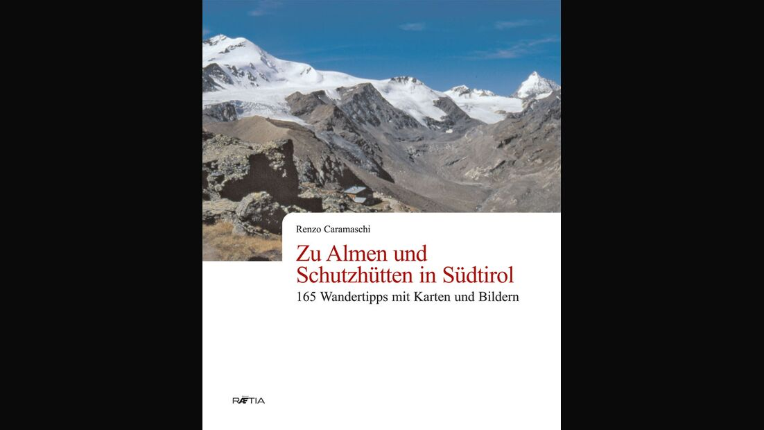 OD Buchtipp: 165 Mal durch Südtirol
