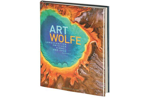 OD Buchtipp Art Wolfe Landschaftsfotografien Landschaften Bildband 2012