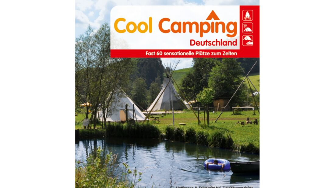 OD Buchtipp Cool Camping Deutschland 2012