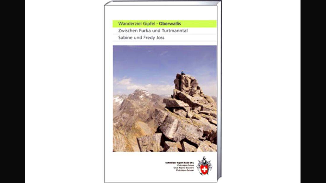 OD Buchtipp Gipfelziele Oberwallis