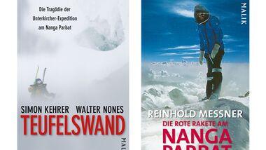 OD Buchtipp Messner rote Rakete und Nones Kehrer Reufelswand Teaser
