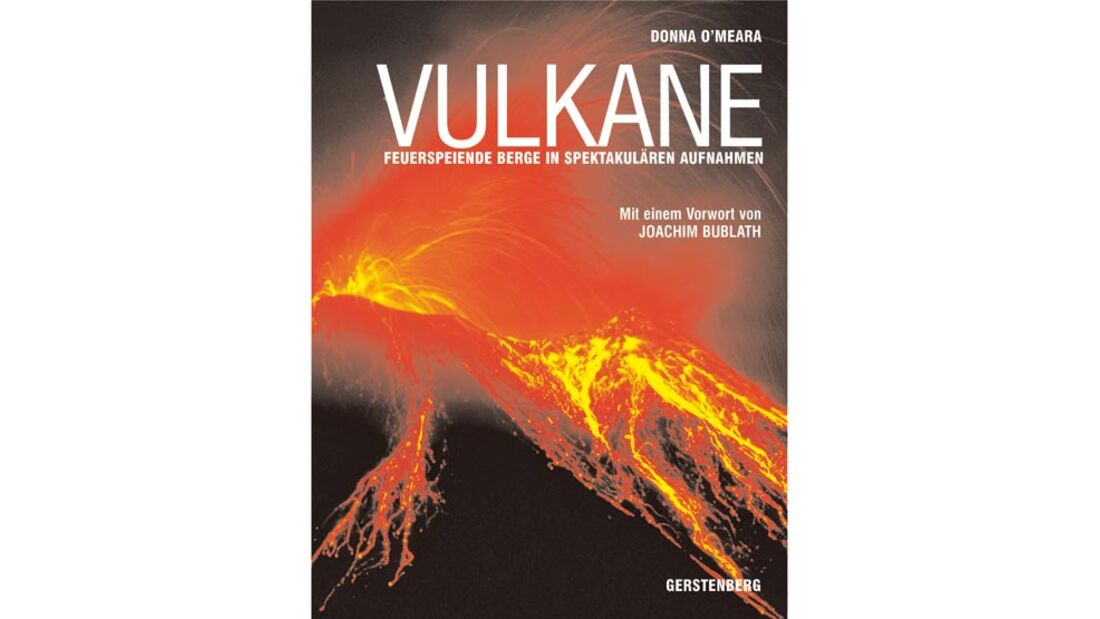 OD Bücher Vulkane