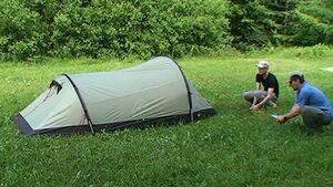 OD Camping-Knowhow: So bauen Sie ein Tunnelzelt auf