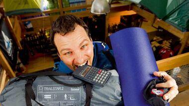 OD Camping Set Knallhart kalkuliert Ausrüstung