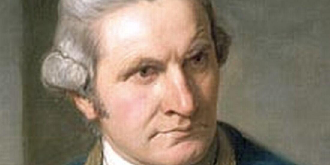 OD Captain James Cook Legenden