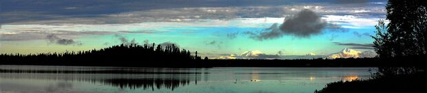 OD Das Dach Nordamerikas: Mount McKinley
