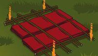 OD Das eigene Floß bauen: Isomatten-Floß