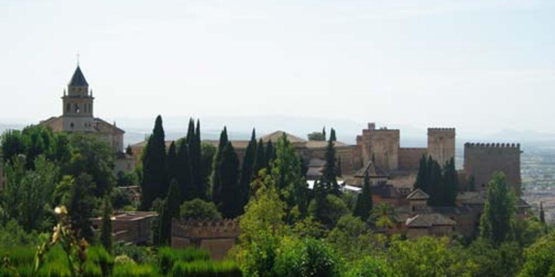 OD Die besten Frühjahrs-Ziele: Andalusien