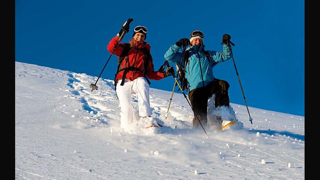 OD Die besten Tipps zum Winterwandern