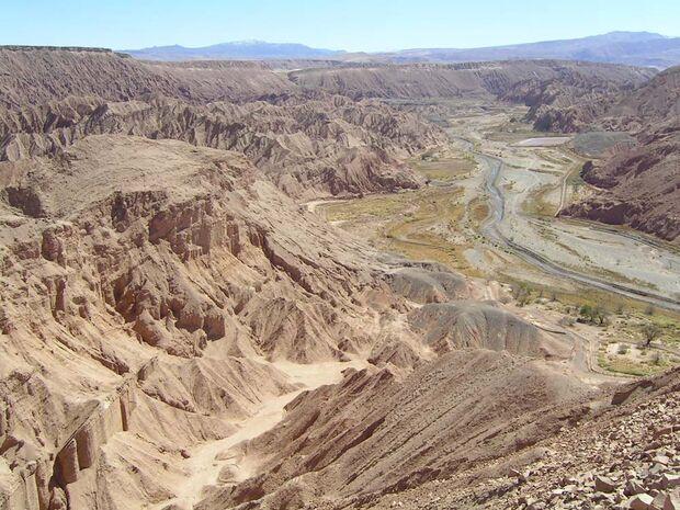 OD Die letzten Abenteuer der Erde: Atacama - Sterne, Salz und Feuerberge