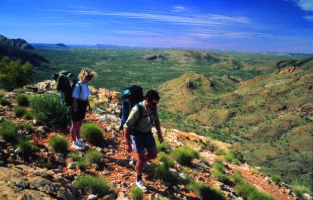 OD Die letzten Abenteuer der Erde: Australien - durch das Outback