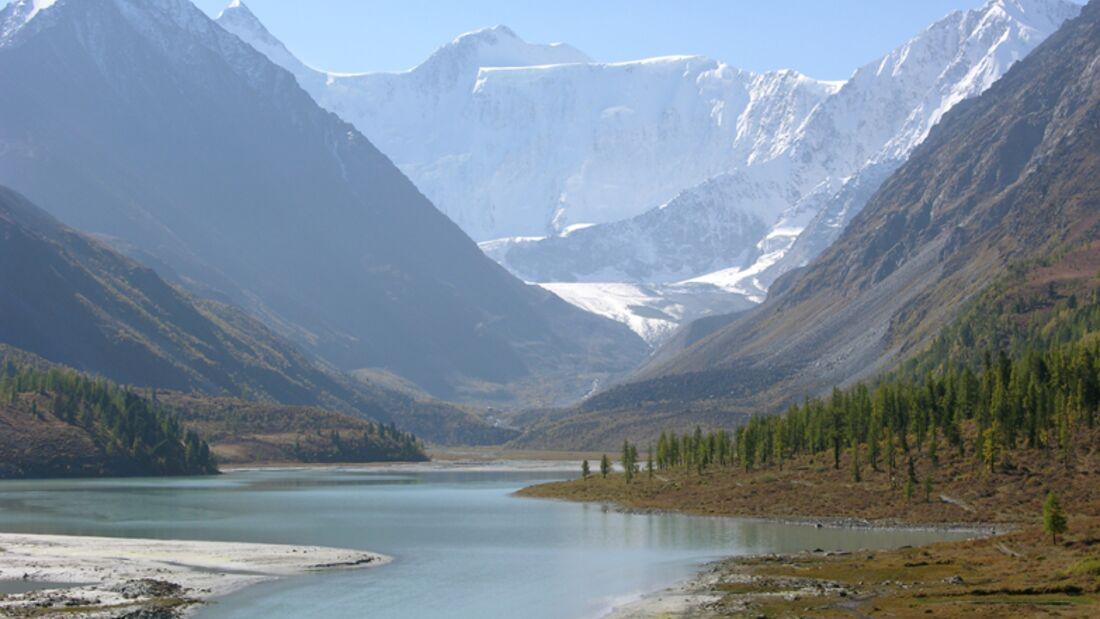 OD Die letzten Abenteuer der Erde: Südsibirien - Trekking im Altai-Gebirge pixelio