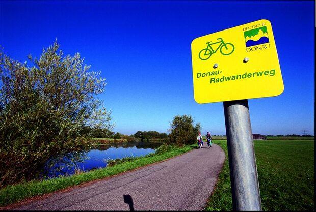 OD Donauradweg