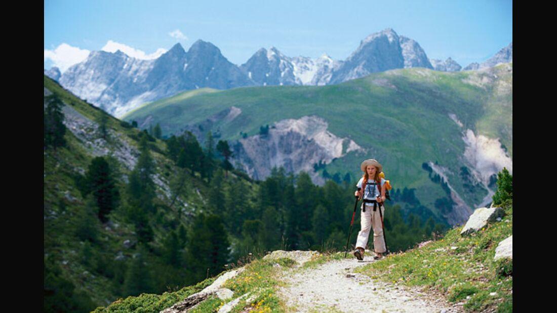OD Durch den Schweizerischen Nationalpark