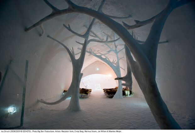 OD Eishotel Kiruna