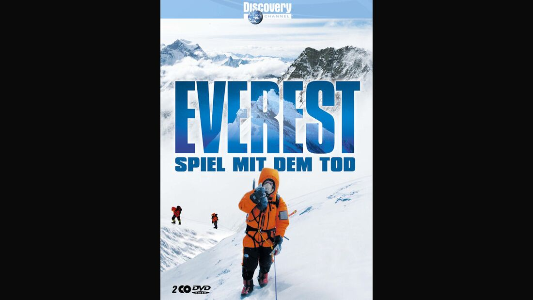 OD Everest Spiel mit dem Tod DVD Cover