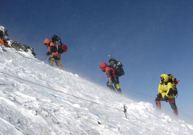 OD Everest Spiel mit dem Tod Sherpas