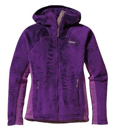 OD Fleecejacke: Patagonia R3 Hi-Loft Jacket